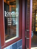 Lodgedoor
