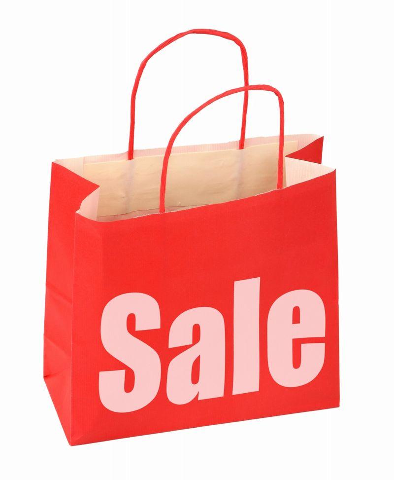 Shopping-bag-sale
