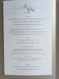 Cafe Juanita dairy free menu