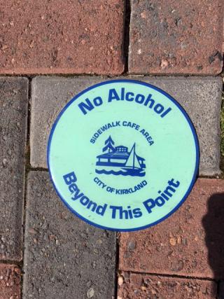 Alcoholmedallion