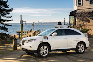GoogleKirkland Self Driving Lexus Press 2