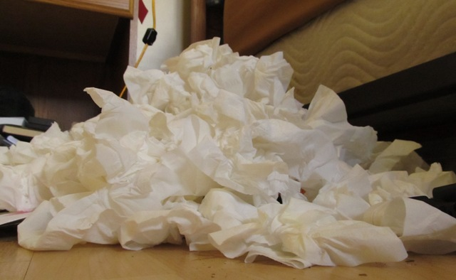 Tissue-cloud-pile